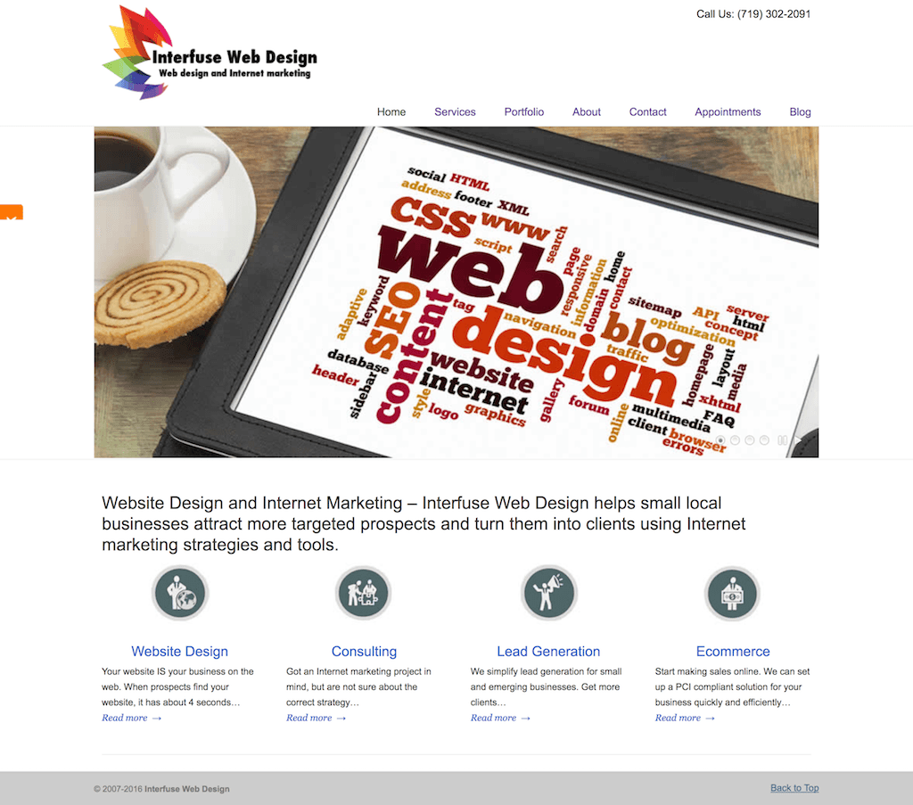 interfuse web design Interfuse Web Design interfusewebdesign