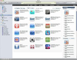 itunes screenshot itunes iTunes 12.7 for Mac removes iOS app store itunes screenshot 300x234